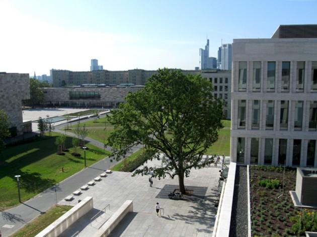 Una veduta del campus. Foto © Shadowcat45/ Wikimedia Commons / CC BY-SA 3.0 /