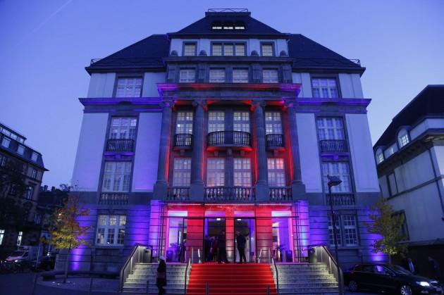La facciata del deutsches Filmmuseum Uwe Dettmar / Quelle: Deutsches Filminstitut