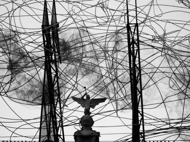 The Roof - Fotografia Di Evgenia Tolstykh