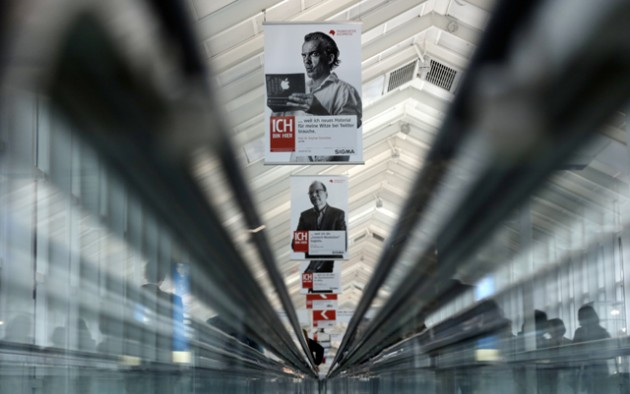 Frankfurt Book Fair/Alexander Heimann